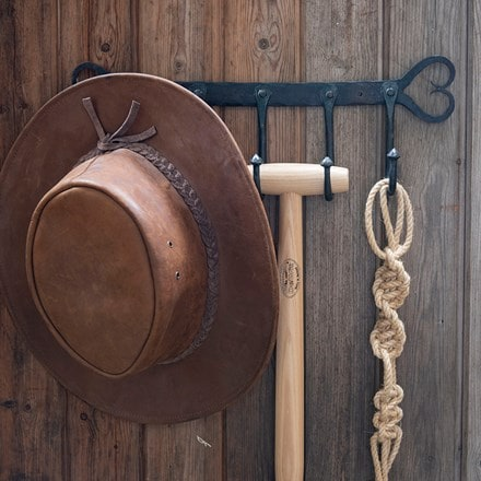 Wall hooks - heart