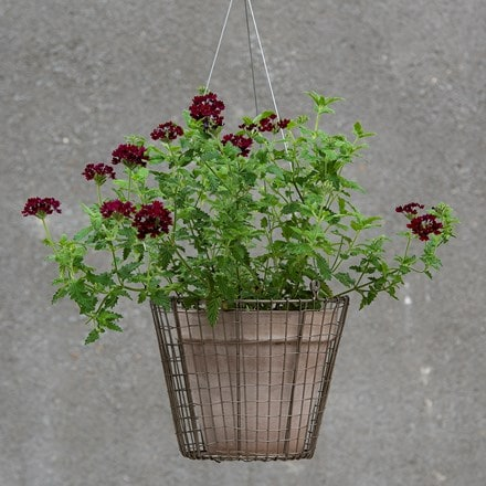 Hanging pot basket