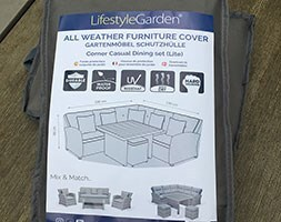 Lifestyle Garden corner sofa furniture cover