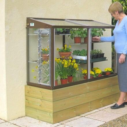 Harlow mini growhouse