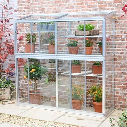 Harewood mini growhouse