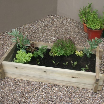 Raised bed kit - small