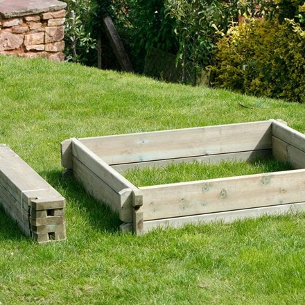 Raised bed kit - large