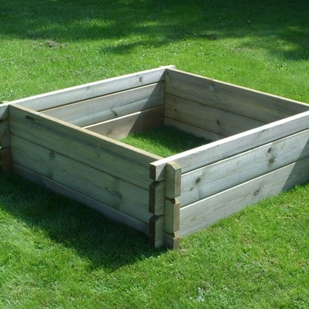 Raised bed kit - deep