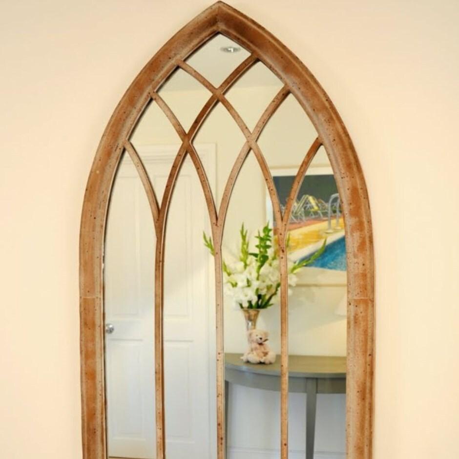 Worcester metal mirror