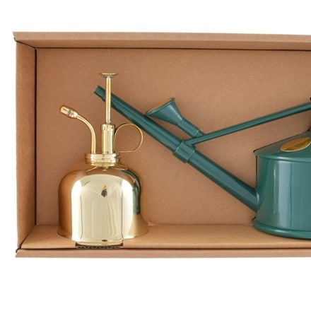 Haws handy watering can set