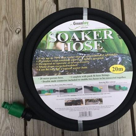 Soaker hose - 20 metres