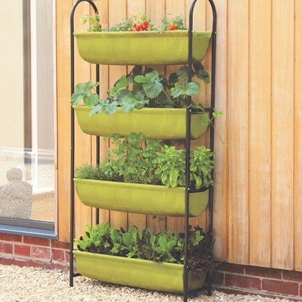 Vigoroot balcony garden