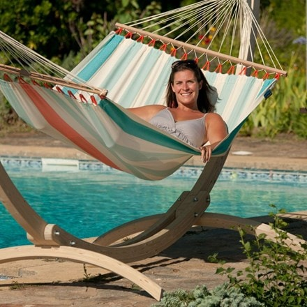 Double spreader bar hammock - curacao