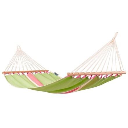Single spreader bar hammock - kiwi