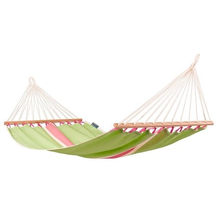 Single spreader bar hammock - kiwi