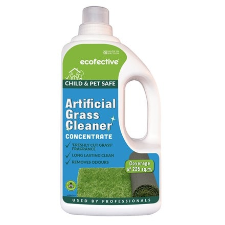 Artificial grass cleaner concentrate