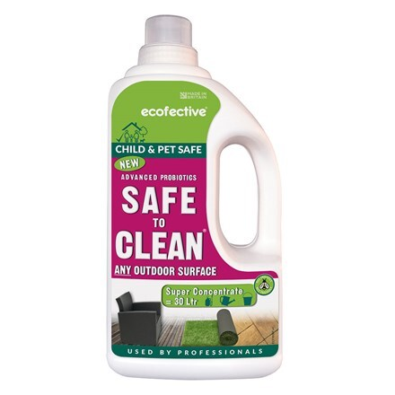 Safe to clean all purpose concentrate