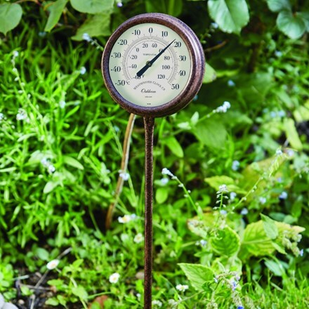 Oakham stake thermometer