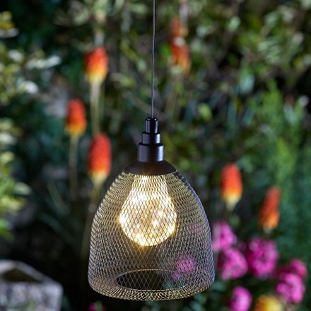 Solar norvik pendant light