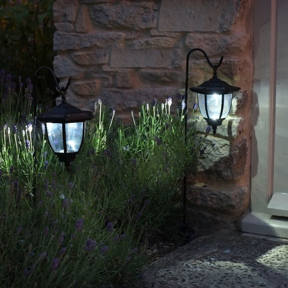 Solar coach lantern pack of 2
