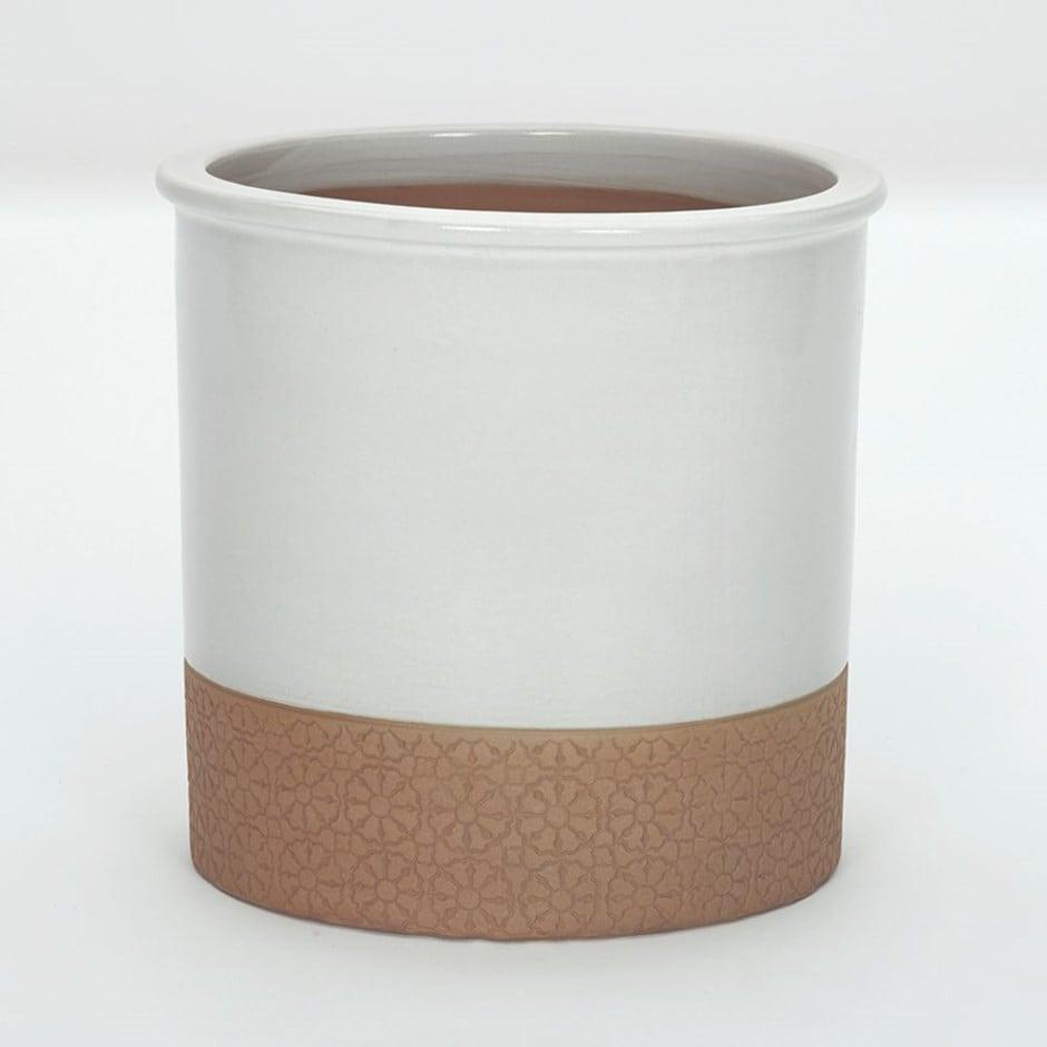 RHS Starburst white cylinder