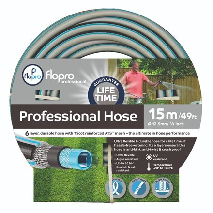 Flopro professional hose 15m