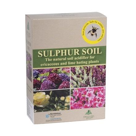 Sulphur soil - 500g