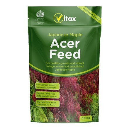 Vitax acer feed - 0.9kg
