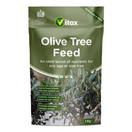 Vitax olive tree feed - 0.9kg