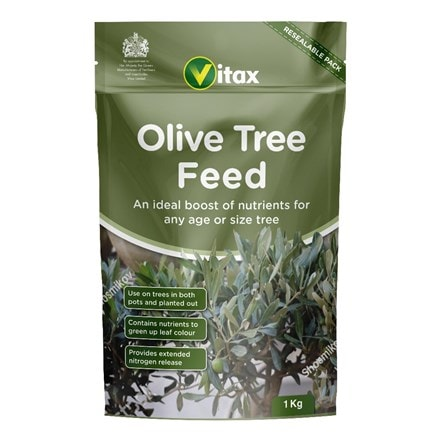 Vitax olive tree feed - 0.9kg