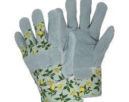 April Raven Sicilian lemon rigger gloves