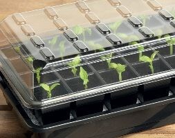 Ultimate 24 cell self watering seed success kit