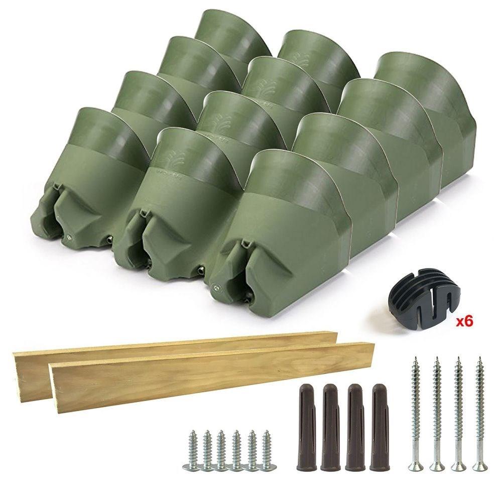 Buy Wonderwall Vertical Planting Starter Kit Delivery By Crocus