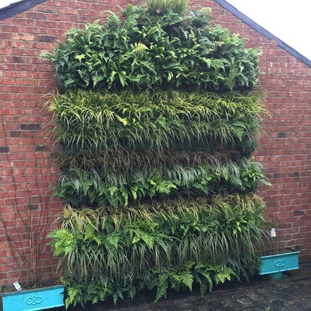 Wonderwall vertical planting kit - 2.5m
