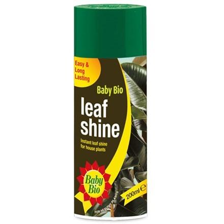 Baby bio leaf shine