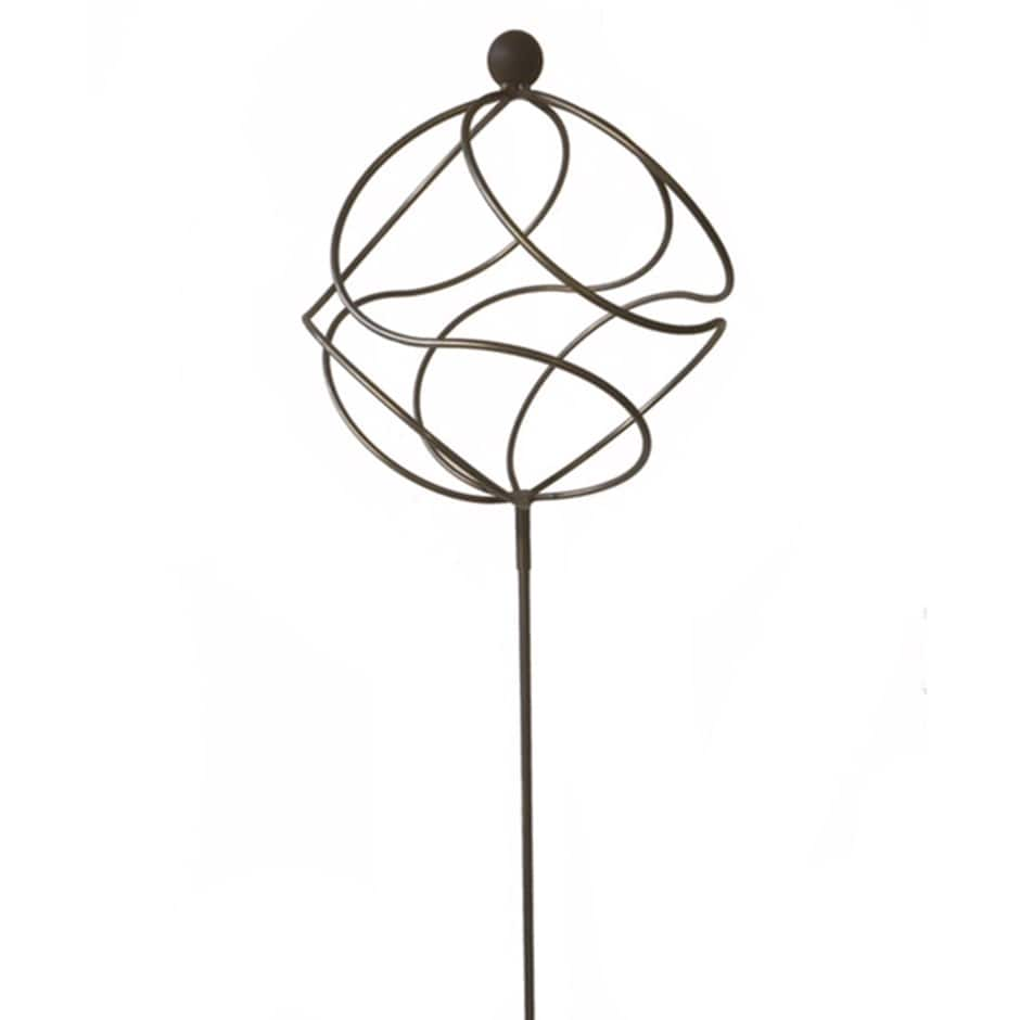 Tangle ball on 4ft stem