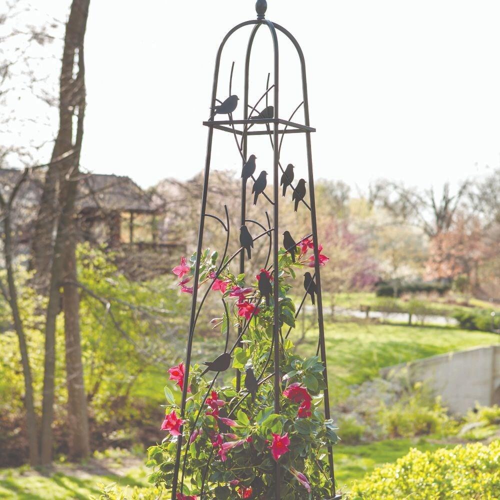 Add To Wishlist Perching Birds Obelisk