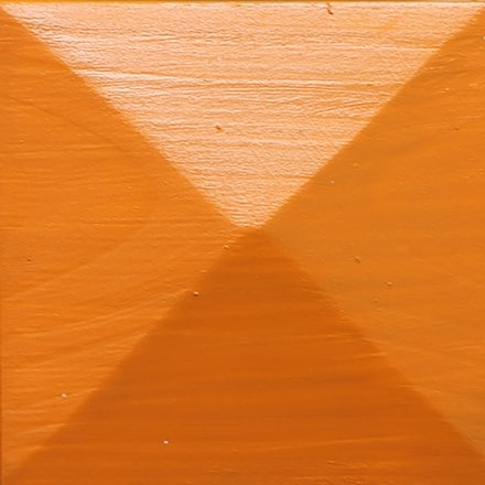 Thorndown Sundownder Orange wood paint