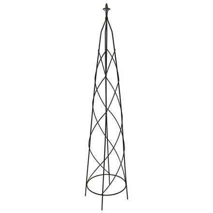 Nostell obelisk - black