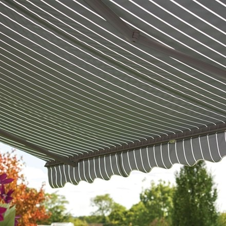 Deluxe easy fit awning - Berkeley