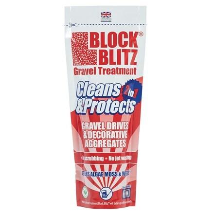 Block Blitz gravel cleaner