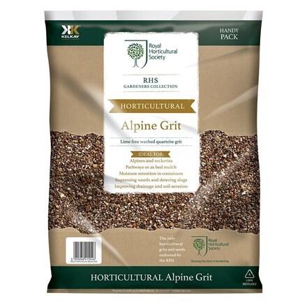 RHS horticultural alpine grit