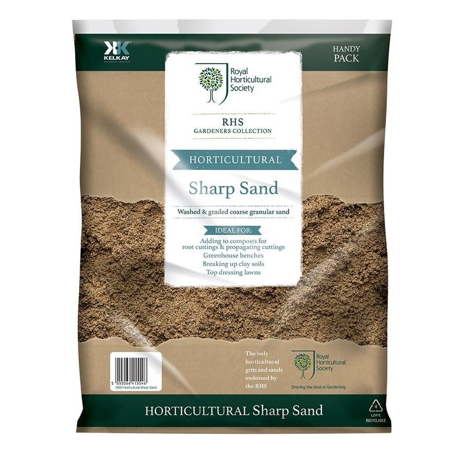 RHS horticultural sharp sand