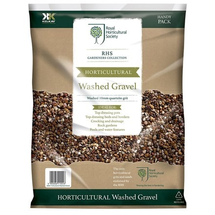 RHS horticultural washed gravel