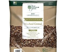 RHS horticultural washed gravel