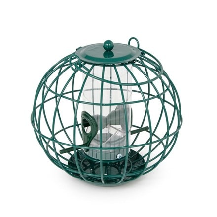 London squirrel resistant seed feeder