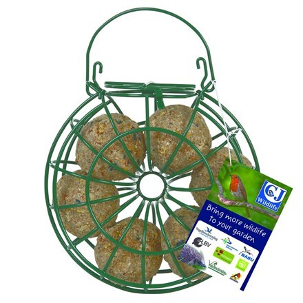 Fat ball feeding ring - 6 balls