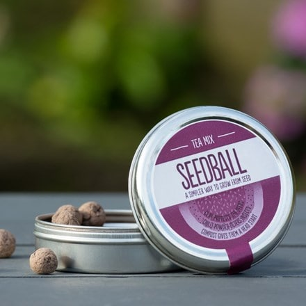 Seedballs tea mix