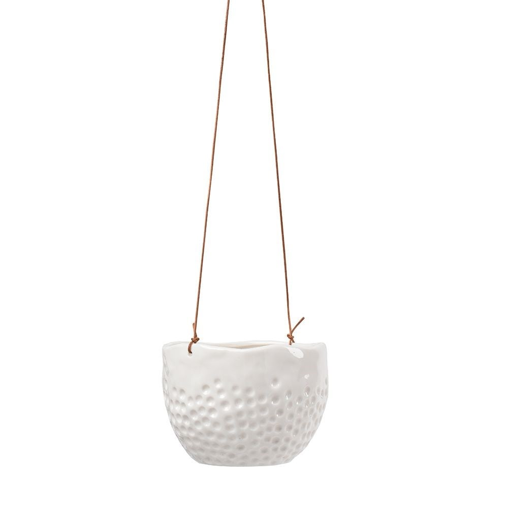Hanging pot - dot