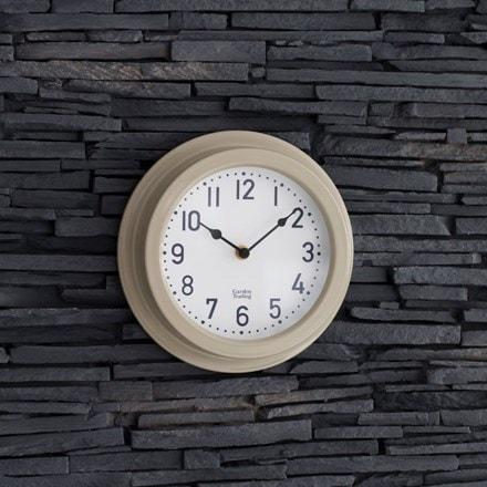 Tenby clock