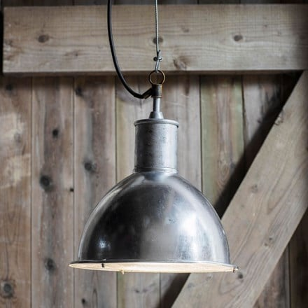 St Ives outdoor pendant light