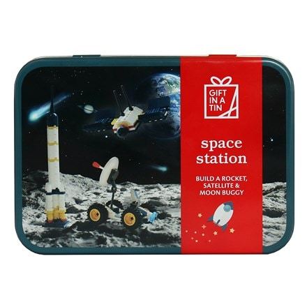 Build your own space rocket kit