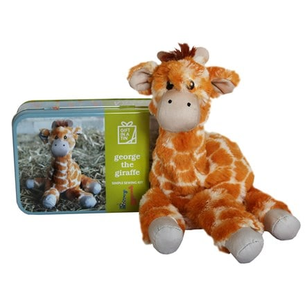 Sew your own George the giraffe kit