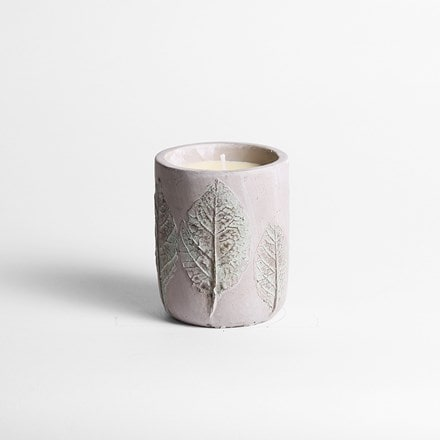 St Eval Garden of Eden collection geranium candle